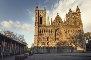 Nidaros Cathedral by Søderholm - Steen, Visit Trondheim