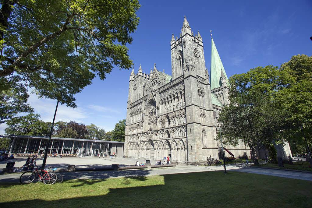 Nidaros Cathedral by Tom Gustavsen, Visit Trondheim