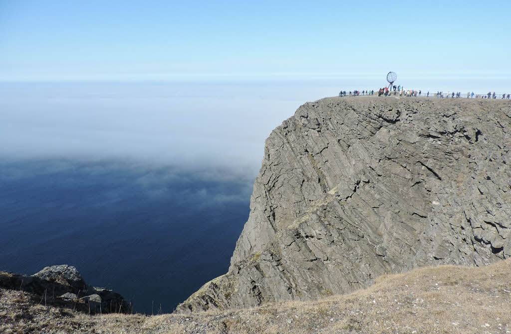 North Cape Plateau by Pixabay