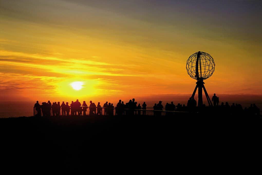North Cape by Bjarne Riesto, Nordnorsk Reiseliv