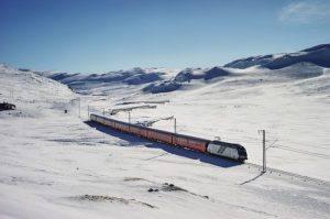 Bergen Line by NSB