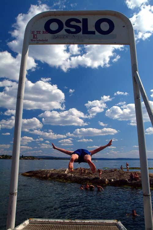 Oslo in summer by Nancy Bundt, Visit Oslo