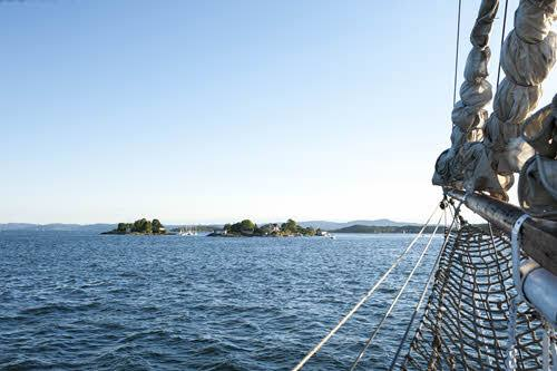 Oslofjord by Thomas Johannessen, Visit Oslo