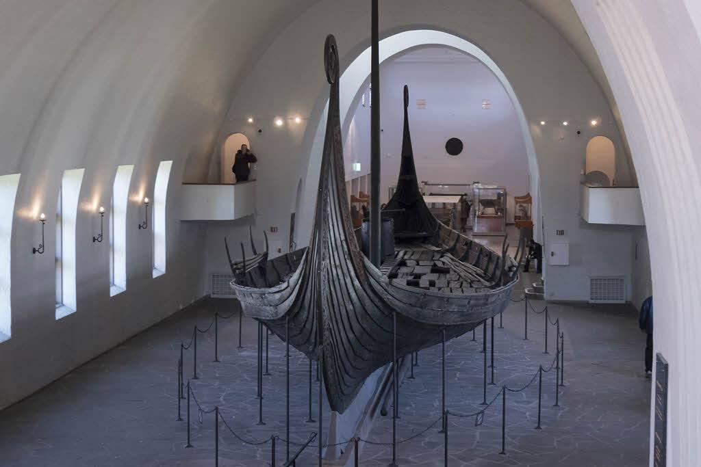 Viking Ship Museum Oslo by Didrick Stenersen, Visit Oslo