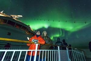 Winter Cruise Hurtigruten by Orjan Bertelsen, Hurtigruten