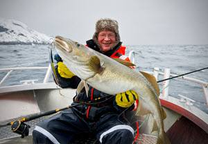 Winter fishing in Tromso area by media-army.de, Visit Norway