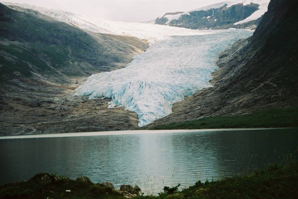Svartisen glacier. Photo by Avani/Innovation Norway
