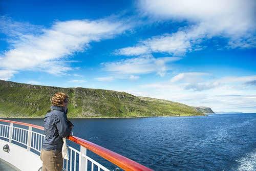 Arctic Fjords by Agurtxane Concellon, Hurtigruten