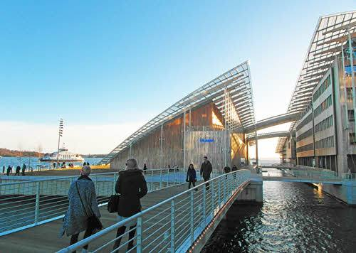 Astrup Fearnley Museum by Tord Baklund, Visit Oslo