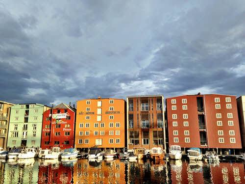 Beautiful Trondheim by ka71, Foap, Visitnorway.com