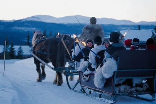Christmas Holiday in Norway by Terje Rakke, Visit Norway
