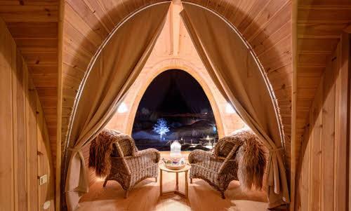 Gamme Cabin by Kirkenes Snowhotel