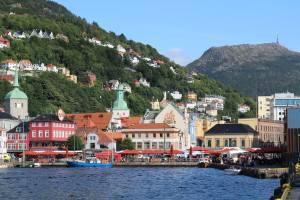 Bergen Norway. Photo by Rita de Lange, Fjord Travel Norway