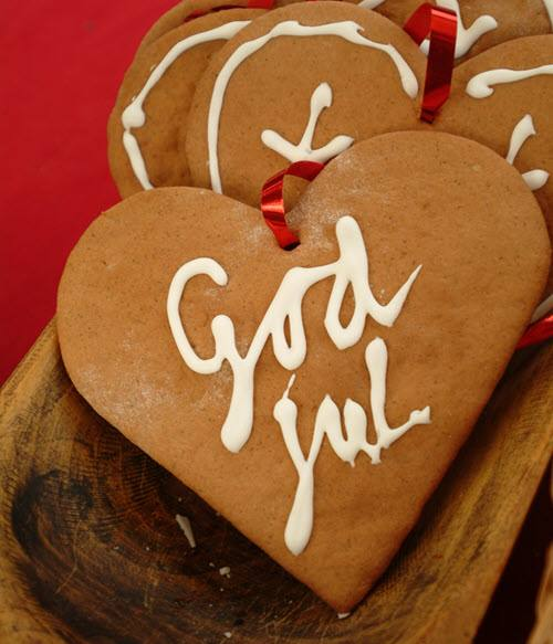 Traditional Christmas Cookies By Nancy Bundt, Visit Oslo