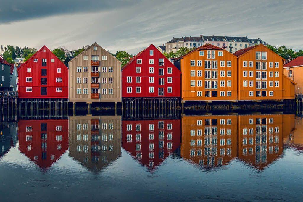 Trondheim City Walk by Petr Pavlicek, Visit Trondheim