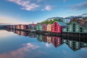 Trondheim by Knut Aage Dahl/Visitnorway.com