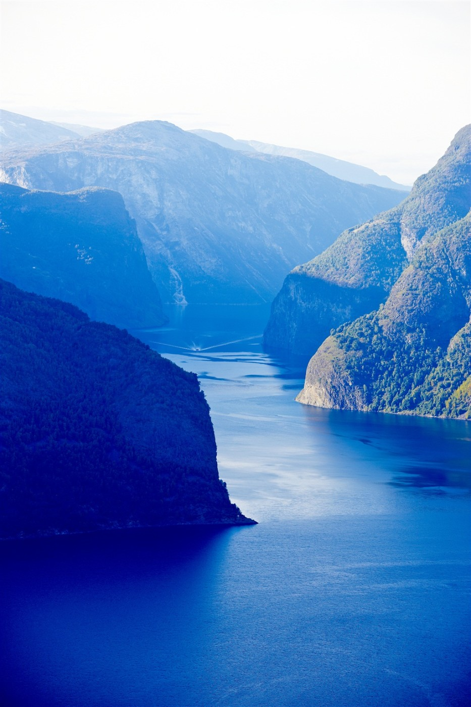 The Unesco Naeroyfjord Fjord Travel Norway