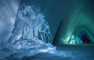 Kirkenes Snow hotel. Photo by Kirkenes Snow hotel