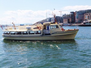 Oslo fjord sightseeing boat. Photo by Rita de Lange, Fjord Travel Norway