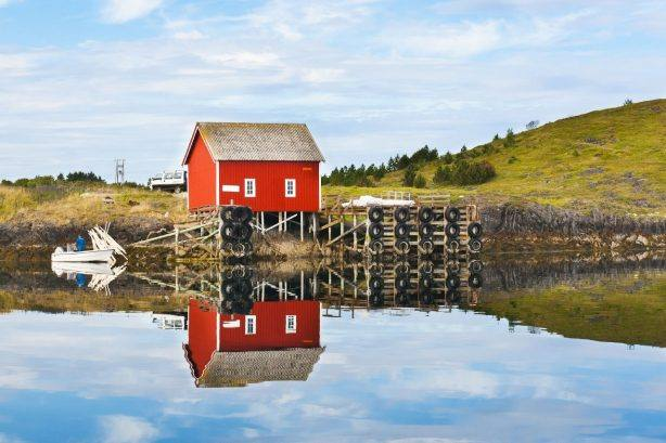 Vega islands. Photo by Serena Barolo, Hurtigruten