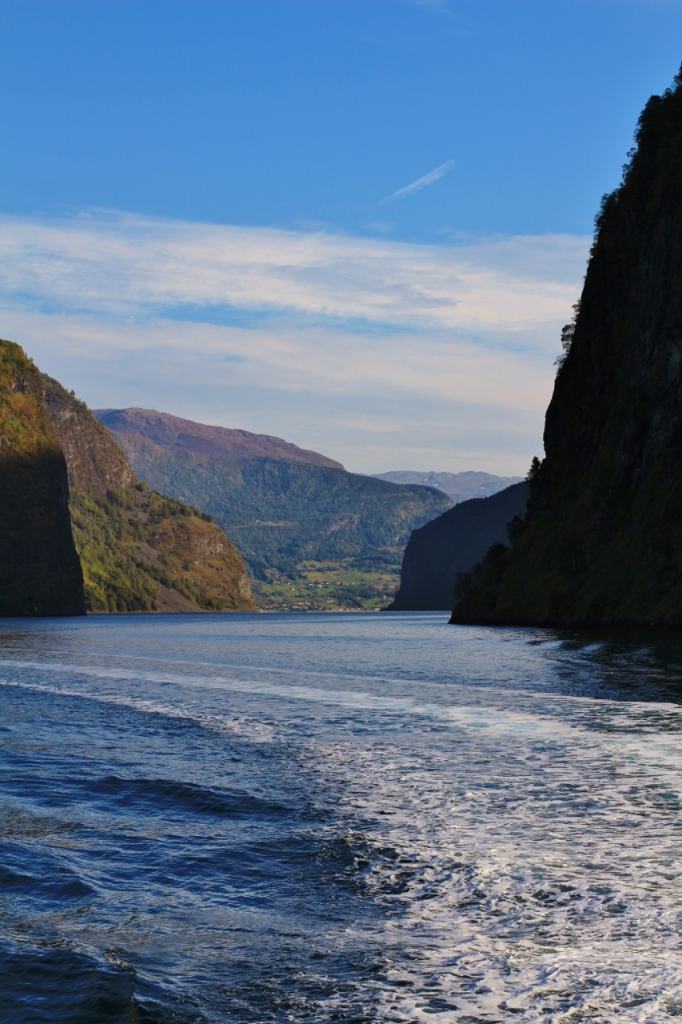 Sognefjord cruise. Photo by Rita de Lange, Fjord Travel Norway