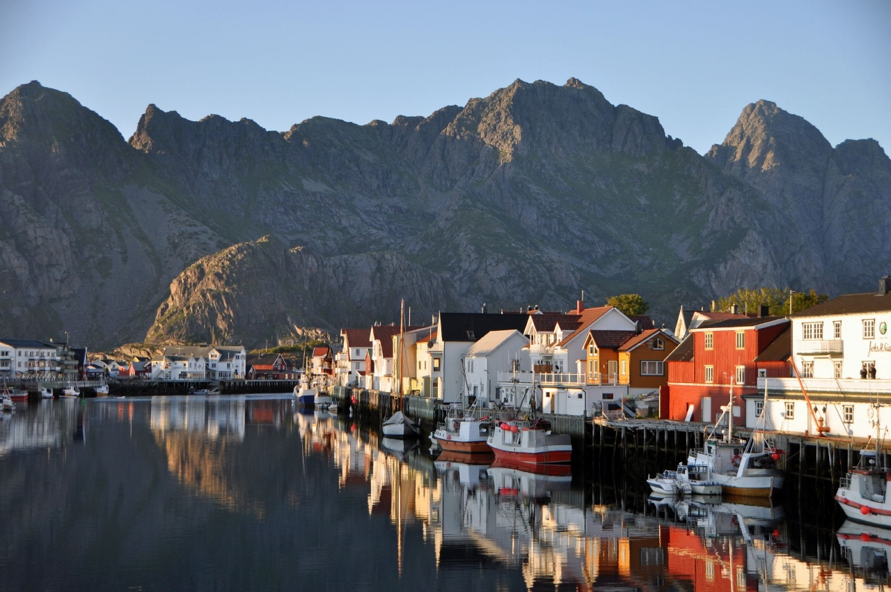 Pictures From Hurtigruten Cruises Fjord Travel Norway