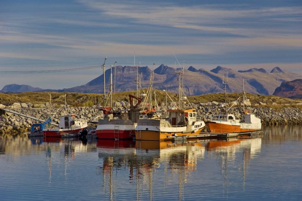 Helgeland coast. Photo by Erlend Haarberg, VisitHelgeland/Nordnorsk Reiseliv