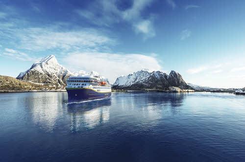 Sustainable cruise along the Norwegian Coast by Havila Voyages