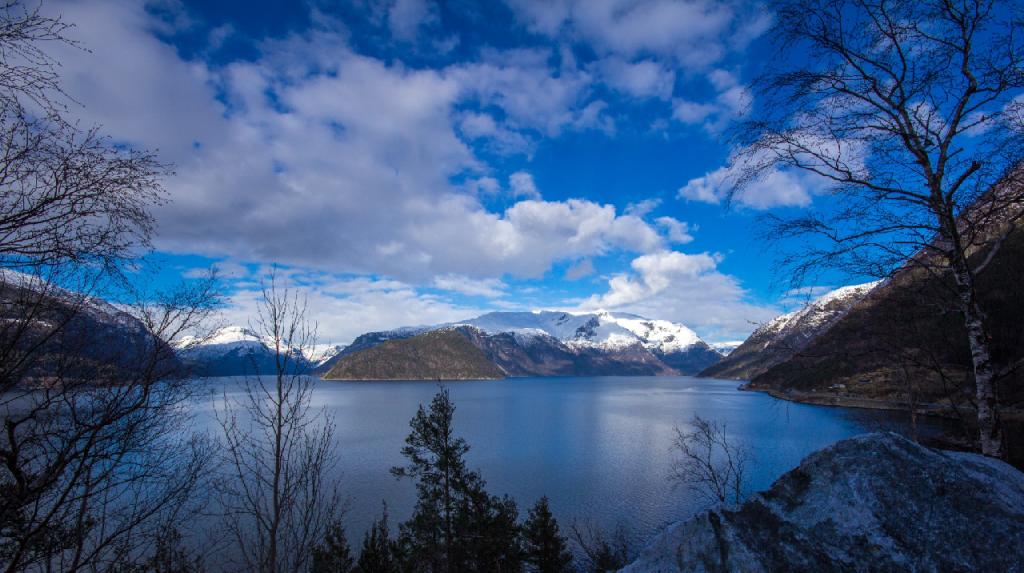 Hardangerfjord. Photo by Terese Kvinge