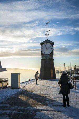 Oslo in winter by Thomas Johannessen, Visit Oslo