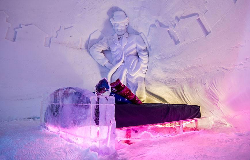 Photo By Kirkenes Snow Hotel