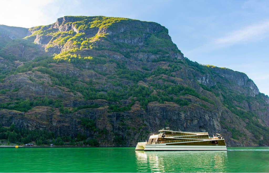 Eco-friendly traveling in Norway by Sverre Hjornevik, Flam AS