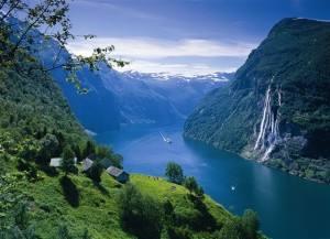 Geirangerfjord. Photo by Per Eide/FjordNorway