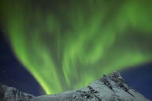 Northern Lights Photo by Baard Loeken, Nordnorsk Reiseliv