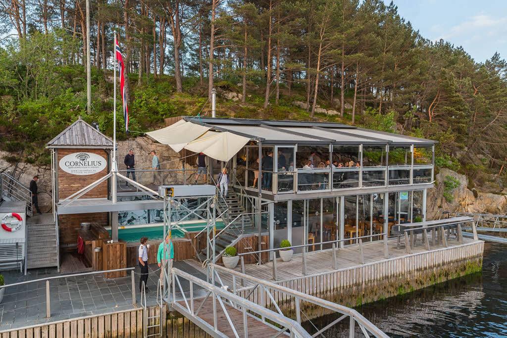 Cornelius Seafood Restaurant by Visit Bergen