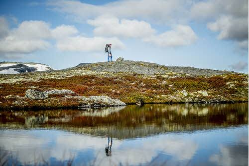 Hiking in Norway by Thomas Rasmus Skaug, Visit Norway