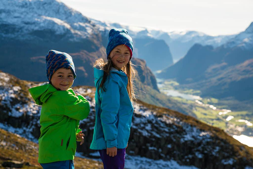 Family travel in Fjord Norway by Baard Basberg, Visit Norway