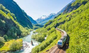 Experience the Flam Railway by Sverre Hjornevik, Flam AS
