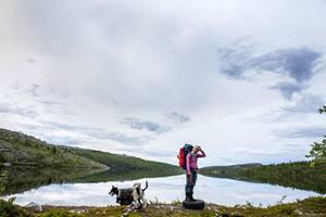 Husky Walk Norway by Sara Johannessen, Visit Norway
