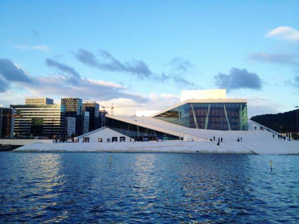 Oslo Opera house. Photo by Rita de Lange, Fjord Travel Norway
