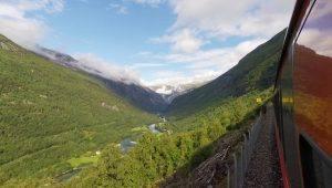 Scenic Rauma Line by Tore Bjørback Amblie, NSB