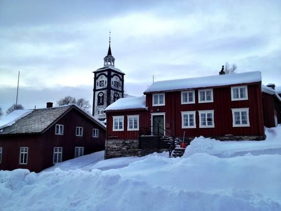 Unesco Roros Norway, by Bard Svendsen, Trondelag Reiseliv