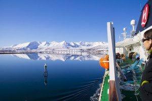 Hurtigruten Winter cruise, Risoyrenna. Photo by Winfried Rosen, Hurtigruten