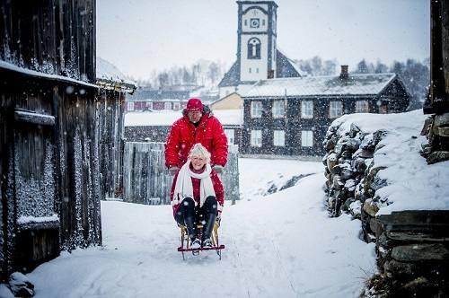 Unesco Roros, Norway
