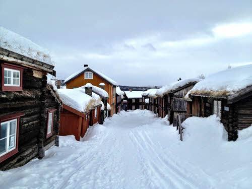 Winterly Roros by Bard Svendsen, Trondelag Reiseliv