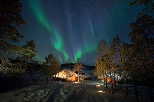 Northern Light Watch by Malangen Resort