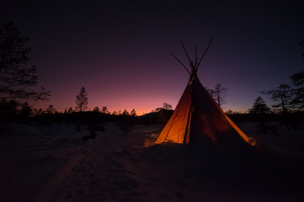 Sami Storytelling by Malangen Resort