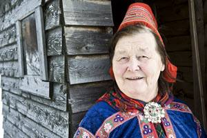 Sami women by Terje Rakke, Nordic Life, Visit Norway
