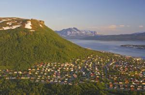 Tromso Panorama. Photo by Baard Loeken, Nordnorsk Reiseliv