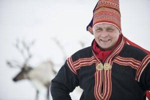 Sami man by Terje Rakke/Nordic Life, Visitnorway.com